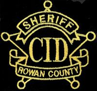 Sheriff Rowan County Criminal Investigations Division